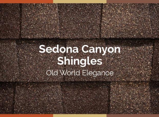 Sedona Canyon Shingles